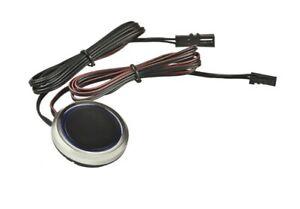 Möbelschalter Einbau Schalter LED Dimmer 12 Volt Minischalter *Helitec Art.4250*
