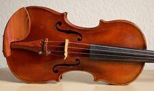 Simbertus Niggel very old violin viola Bratsche fiddle Geige