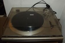 VINTAGE DENON DP-31L AUTOMATIC ARM LIFT D.D. TURNTABLE SYSTEM WITH NEW STYLUS