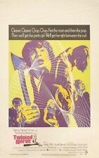 Twisted Nerve 1969 U.S. Window Card Poster