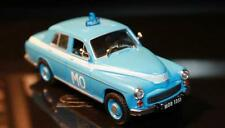 DeA 1:43 Warszawa 223 people's militia Poland 1951 Police cars of the world