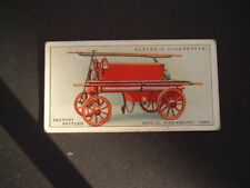 Player's Fire Fighting Appliances (1930) - # 27 Manual Fire Engine 1885