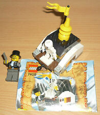 Lego Orient Expedition 7409 esqueleto con escondite V. 2003 + Oba