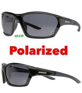 Dallas Cowboys NFL Polarized Wrap Sunglasses UV 400- Full Rim
