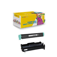 2Pcs Compatible Toner & Drum Cartridge 42103001 42102801 For OKI B4100