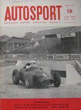 AUTOSPORT magazine 10/4/1959 Vol.18, No.15