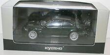 Kyosho BMW Diecast Vehicles