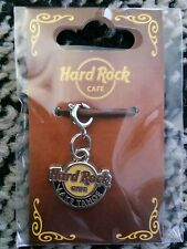 Hard Rock Cafe City - LAKE TAHOE - Logo Pick Bracelet Charm (not Pin/Guitar) NEW