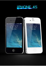 New Apple iPhone 4s 64GB White (Unlocked) ROM 3.5'' 8MP Dual Core 3G GSM WCDMA