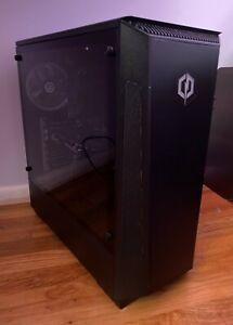 CyberPowerPC - Gaming Desktop - AMD Ryzen 5 3600 - 8GB Memory - AMD Radeon RX 5
