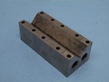 Machinist Toolmaker v block 5 1/8 x 2 3/8 x 1 3/4