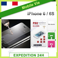 FILM VERRE TREMPÉ GLASS SCREEN PROTECTOR pour iphone 6/6S