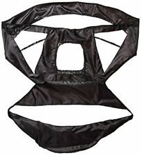 Special Edition Weather Cover for No Zip One Size Black No-Zip Jogger Stroller