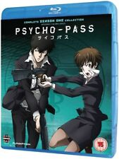 Psycho-Pass Complete Season One Collection (Blu-ray) **NEW**