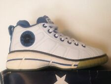CONVERSE ALL STAR 2000 ICE MID Chuck Taylor leather basketball size 7.5 Dr. J