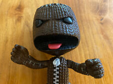 Little Big Planet Sackboy Angry Action Figure By Mezco 4inch