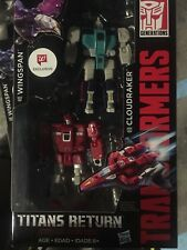 Wingspan Cloudraker TRANSFORMERS Titans Return HASBRO Walgreens EXCLUSIVE