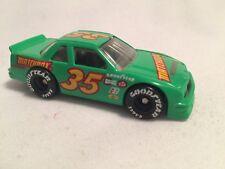 1990 Matchbox Chevrolet Lumina #35 Matchbox Green Motorsports Goodyear Deicast