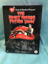The Rocky Horror Picture Show 25 Year Edition Double Disc Dvd