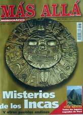 Mysteries of the Incas and other Andean peoples-monograph magazine beyond