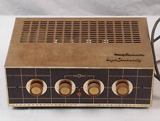 '57 STROMBERG CARLSON Mono Tube Amplifier Integrated 20 Watt AMP Super WORKS!