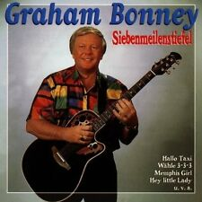 Graham Bonney Siebenmeilenstiefel (compilation, 14 tracks) [CD]