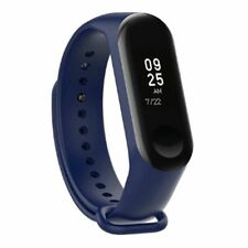NEW Xiaomi Mi Band 3 Smart Wristband Bracelet Watch OLED Touch Screen Blue