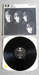 The Beatles - With The Beatles - Stereo - 1963- PCS 3045 - YEX 110/111