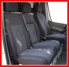 Tailored seat covers for MERCEDES SPRINTER II 2006 - on LEFT HAND DRIVE (P1)