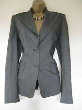 Marella (Max Mara) grey virgin woollen mix jacket size 10