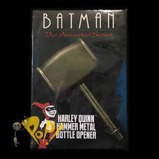 BATMAN ANIMATED Series HARLEY Quinn HAMMER Magnetic BOTTLE OPENER Diamond Select