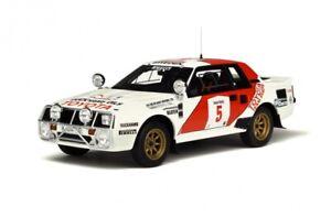 Ottomobile 1/18 Toyota Celica Twin Cam Grp.B  Safari Rally 1984 B.Waldegaard