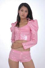 Lackina:  knackige Lack Hot Pants 5 Farben , 7 Größen