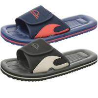 Unisex Mules Sandals Flip-Flops Beach, Pool Shoes. Toe-Strap 6-11UK Slider Mule