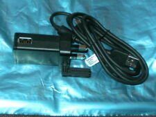 Cargadores, bases y docks negro con micro USB para teléfonos móviles y PDAs Sony Ericsson