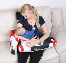 THE BEST BREASTFEEDING PILLOW! flexible and adjustable perfectly to your size!