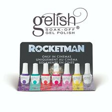 Harmony Gelish ROCKETMAN FULL Collection 2019 7PCS - NO DISPLAY