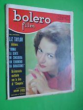 Bolero 1963 846 Luciana Lojodice Gladstone Moschin Liz Taylor Mike Bongiorno