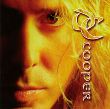 D.C. COOPER  - -  Rare AOR / Hard Rock – Japan Release with OBI