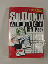 Su Doku Addict Gift Pack (Paperback)  by BradyGames New