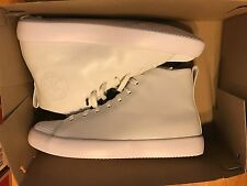 Converse Chuck Taylor All Star Modern Hi Top Shoe 155023C White SZ 10 NO BO