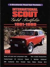 International Scout, 1961-1980 Gold Portfolio (English) Paperback Book