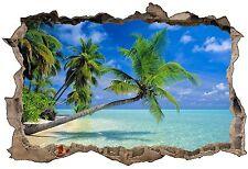 Stickers muraux 3D Palmiers   23846 23846 Art déco Stickers