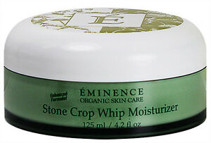 Eminence Stone Crop Whip Moisturizer 4.2oz Prof Normal Dry Pigmented Skin Fresh