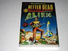 Better Dead Than Alien  (Amiga, 1988) SEALED, Rare Vintage Game