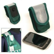 Protec Paramedic green universal mobile phone holder
