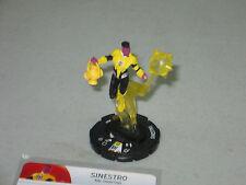 Heroclix - Dc Sinestro # 060 - with card, New, Unused