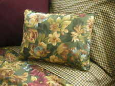 NEW Custom Ralph Lauren Edgefield Floral Accent Pillow