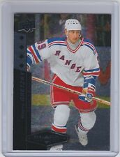 10-11 2010-11 BLACK DIAMOND WAYNE GRETZKY QUAD DIAMOND 200 NEW YORK RANGERS