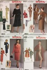 Simplicity Sewing Pattern NEW Vintage 30's 40's 50's Incl Summer 19